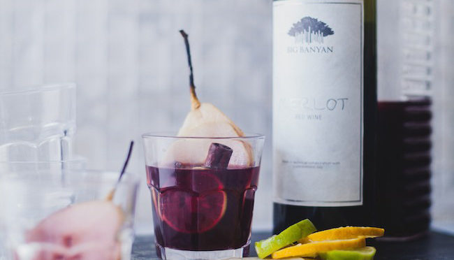 Spice Up Your Wine This Christmas