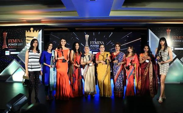 Femina South Power List