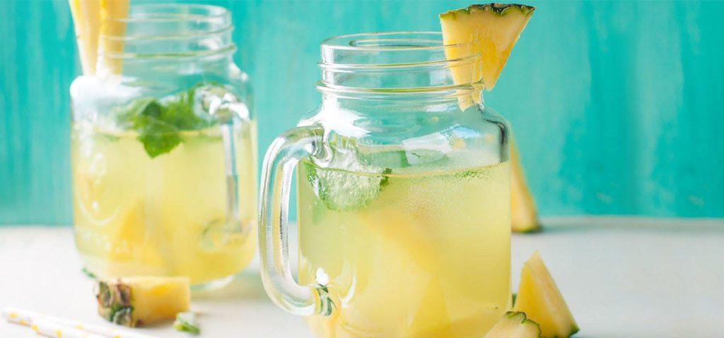 Monday Mixology: Pineapple Sangria