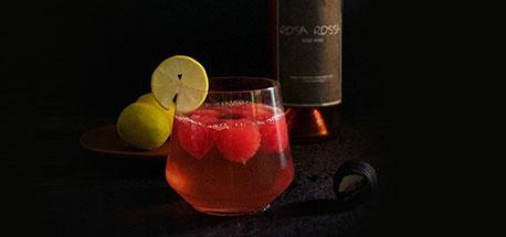 Incredibly easy Rosé Spritzer