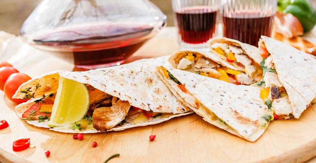Wine and taco pairing guide