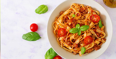 Pairing your pasta and wine