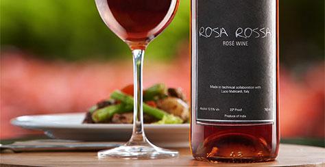 Know your wine: Rosa Rossa (rosé wine)